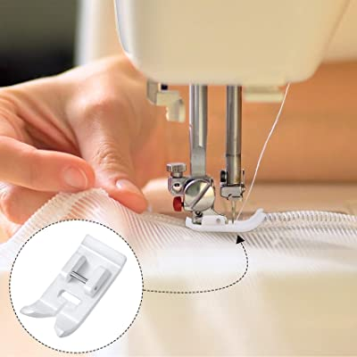 Babylock Snapping On Brother 4PCS Upgrade Sewing Machine Presser ...