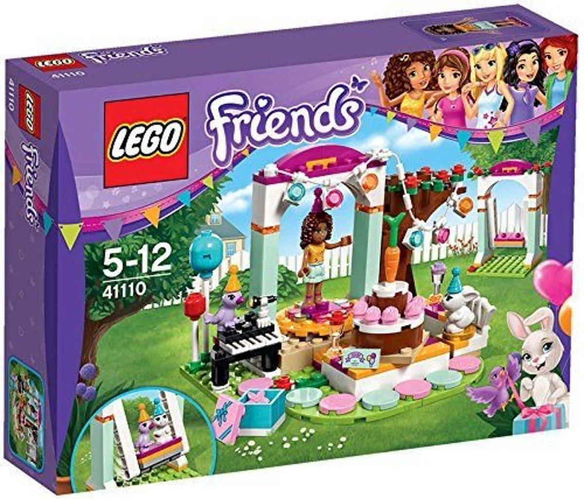 Amazon com: LEGO Japan Friends Birthday Party 41110AF27