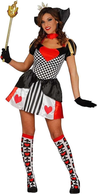 LADIES FANCY DRESS COSTUME OUTFIT ALICE IN WONDERLAND