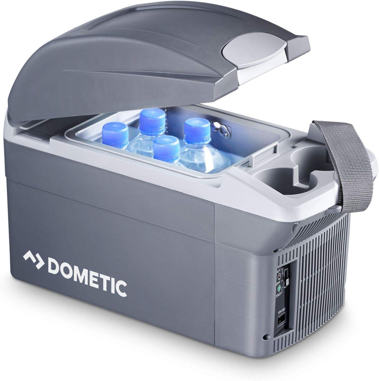 DOMETIC BordBar TB 08 Enfriador y calentador termoeléctrico para automóvil, 8 litros, 12 V