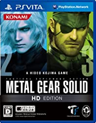 METAL GEAR SOLID HD EDITION(PS Vita版)