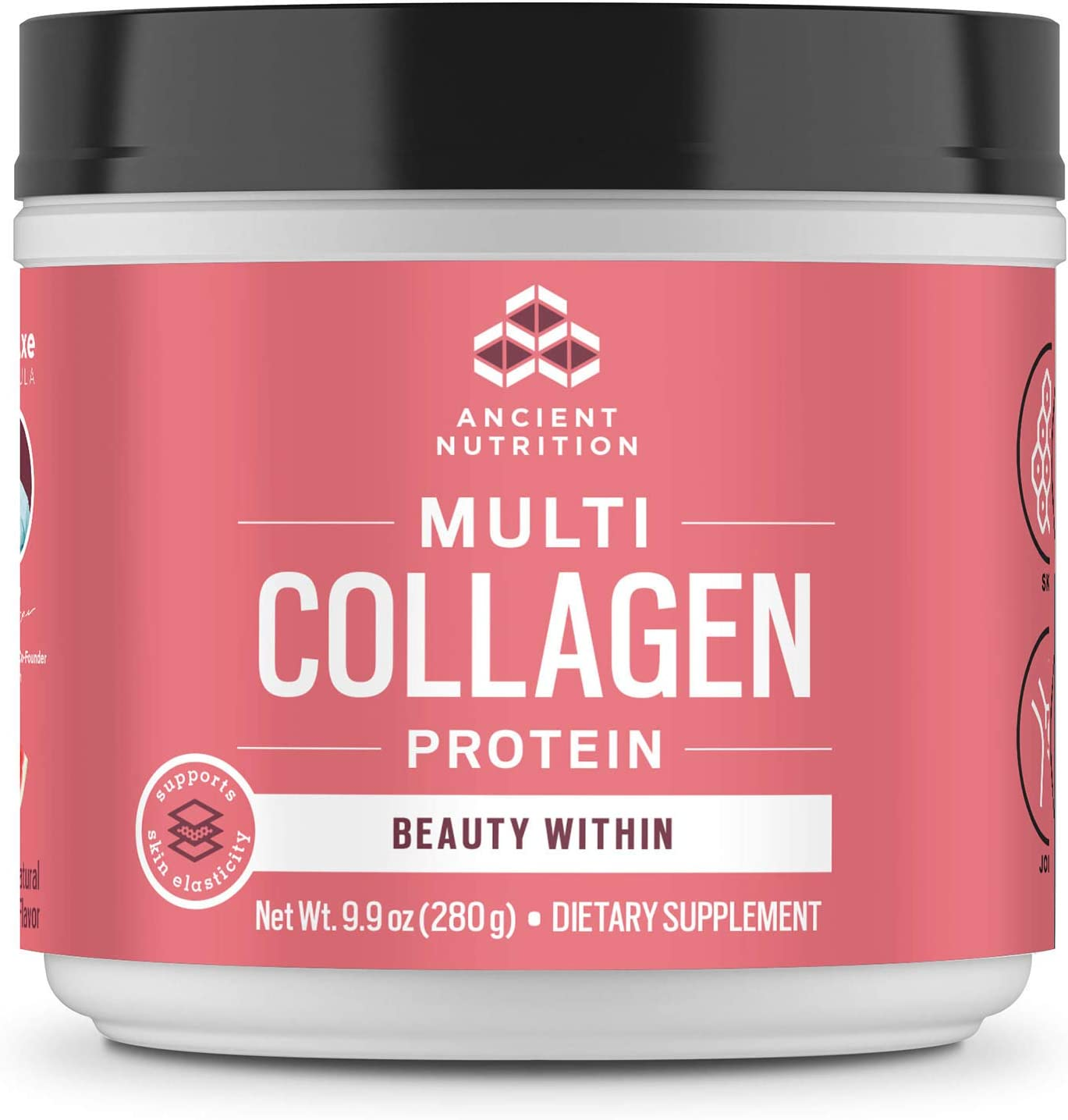 Ancient Nutrition Multi Collagen Protein Powder Beauty Within
