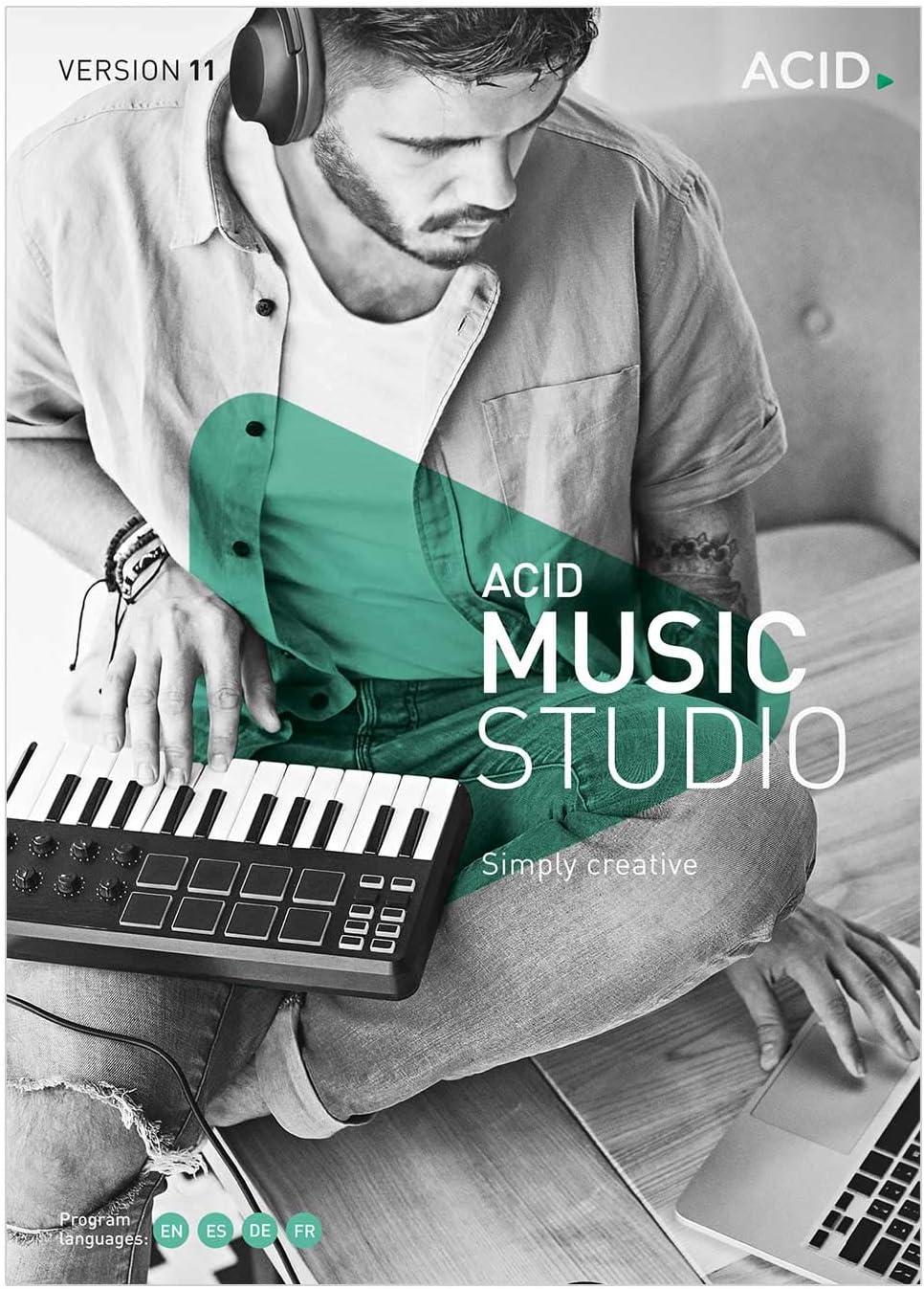 ACID Music Studio - Version 11 [PC Download]