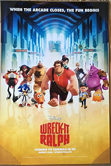 Wreck-It Ralph (2012) Movie 720p BluRay With Bangla Subtitle