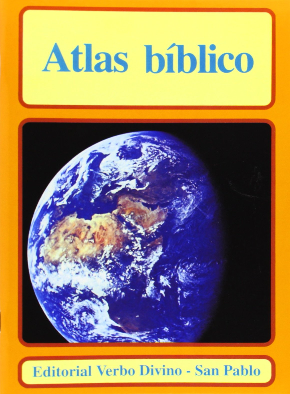 Atlas Biblico/Atlas of the Bible (Spanish Edition)
