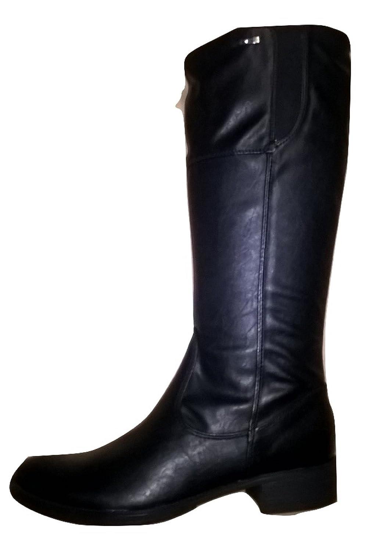 Geox Mendy St X SChwarz Stiefel Damen Leder 39