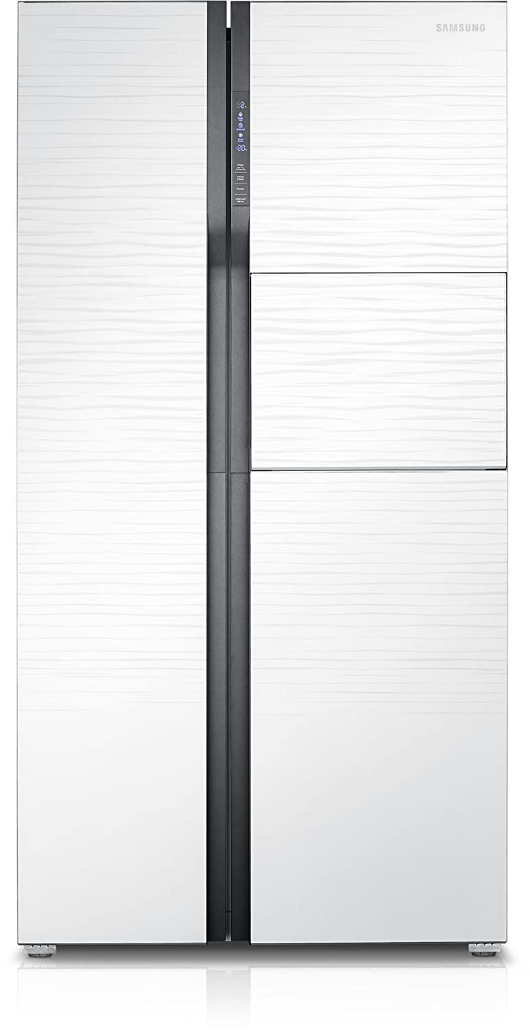 Samsung 591 L Frost Free Side By Side Refrigeratorrs554nrua1jtl