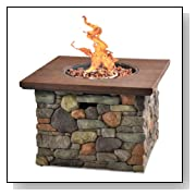 Bond Galiano Propane Fire Pit Table