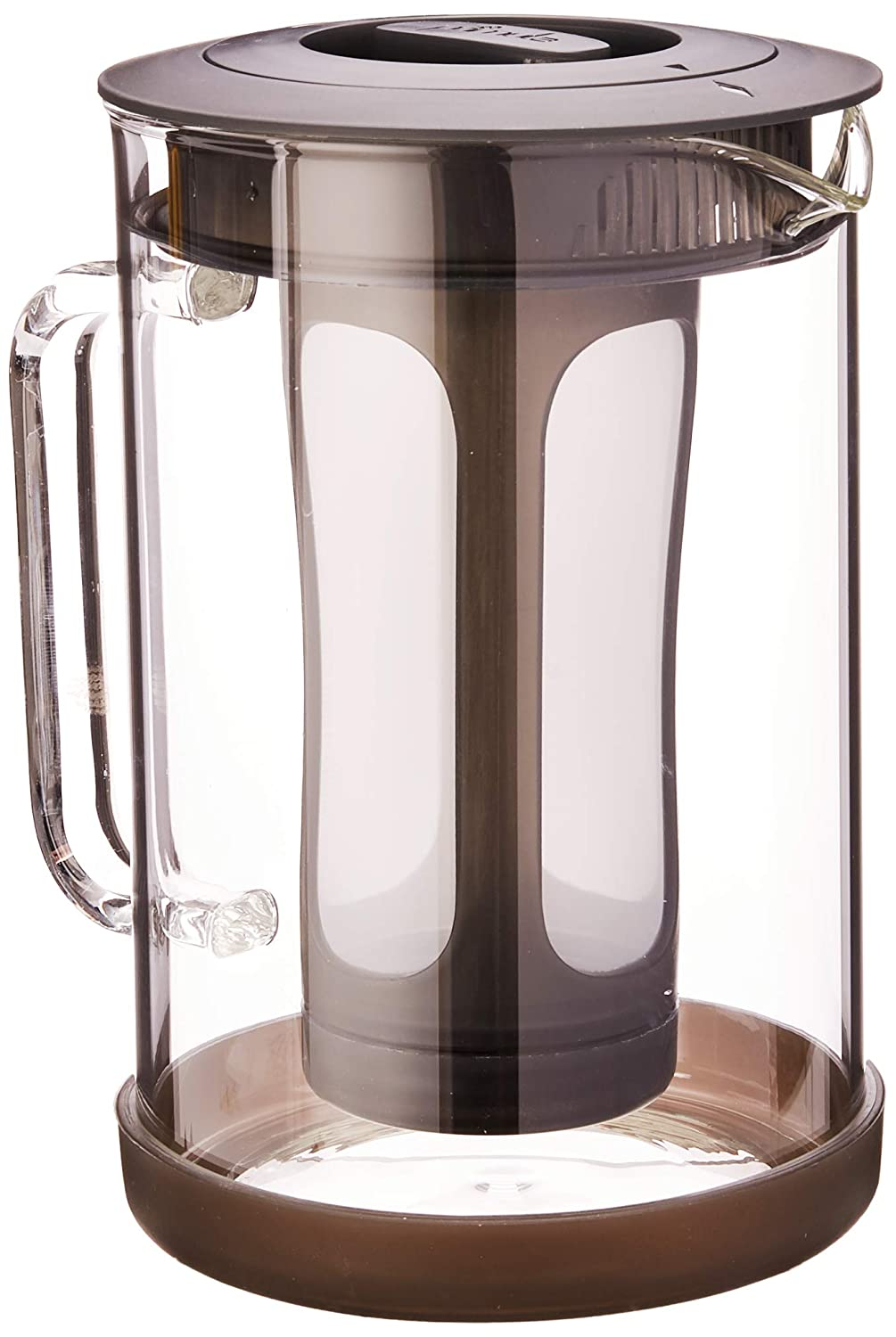Primula PCBBK-5351 51 oz Black Pace Cold Brew Iced Coffee Maker