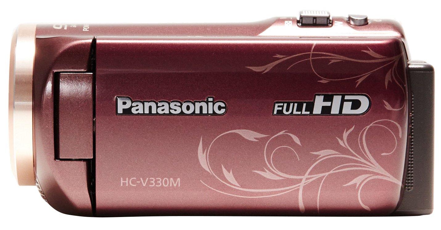 定番 【限定】パナソニック デジタルハイビジョンビデオカメラ HC-V330M HC-V330M B00HRM3LHS, サカウチムラ:ed991a9d --- arianechie.dominiotemporario.com