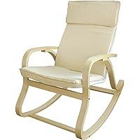 Fauteuil à bascule, Fauteuil berçant, Rocking Chair, FST15