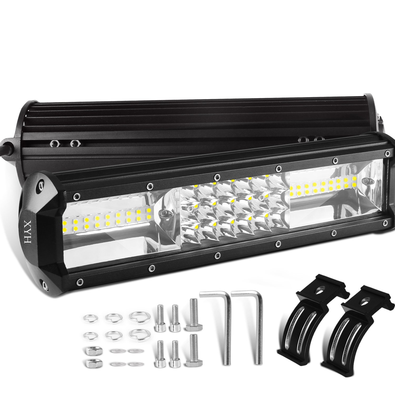 SUV UTV, ATV XYH LED Light Bar 12Inch 162w Off Road Lights Boat Lights driving lights Led Work Light Bar SUV Jeep Lamp