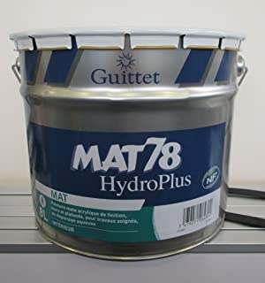 Pot De Peinture Mat 78 15l Amazonfr Bricolage