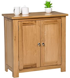 hallowood waverly small storage cabinet in light oak finish solid wooden filing unit shoe organiser