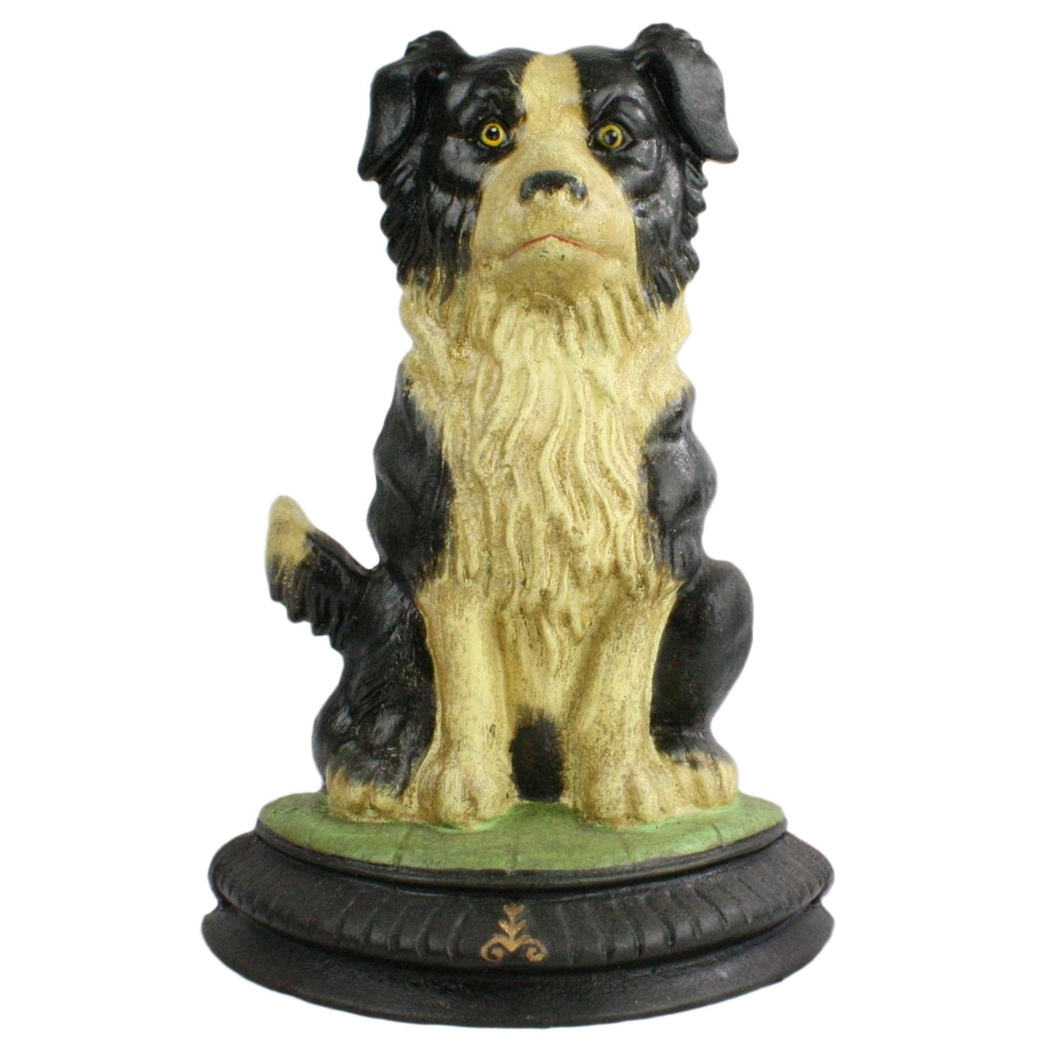HomArt Ceil the Dog Cast Iron Doorstop