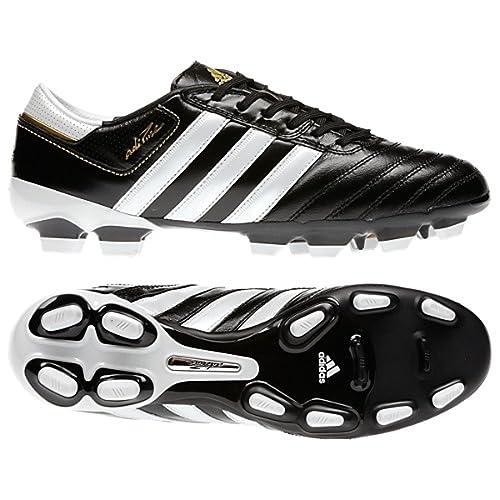adidas Adipure III TRX FG, Scarpe da Calcio Uomo, Nero