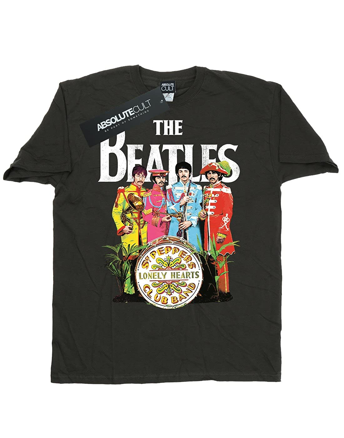 itAbbigliamento Beatles Uomo MagliettaAmazon The Pepper Sgt CtsdBhQrx