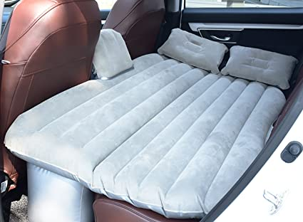 Amazon Com Kust Behave Zd1001w Car Inflatable Air Bed Car