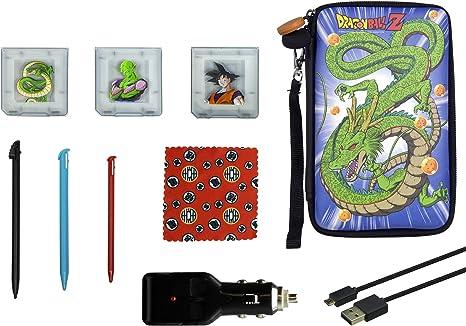 Konix Pack de Accesorios Dragon Ball Z para 3DS, New 3DS, 3DS XL & New 3DS XL (Shenron): Amazon.es: Informática
