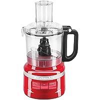KitchenAid 5KFP0719BER 250 - Watt Food Processor 7 Cup - Empire Red