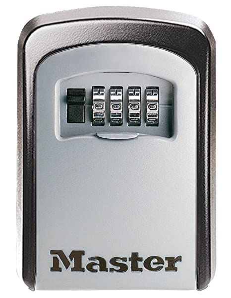 Medium key lock box Select Access wall mount to share and secure
