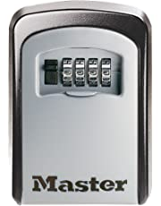 MASTER LOCK Key lock box [Medium size] [Wall mounted] - 5401EURD - Key safe