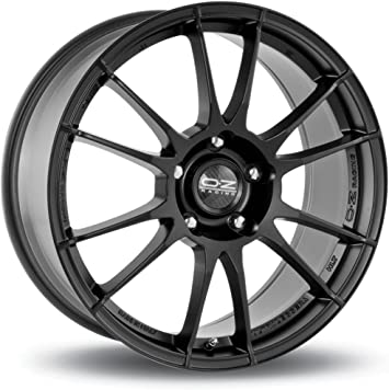 Oz Ultraleggera Hlt Nero Opaco 8 X 19 Et35 5 X 112 Foro Mozzo 79 Cerchi In Lega Amazon It Auto E Moto