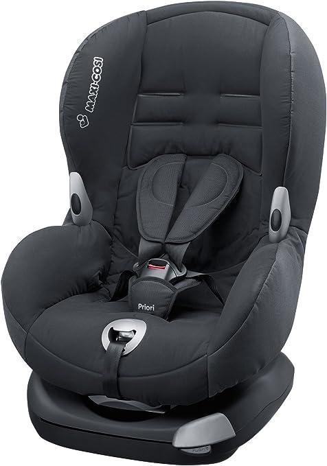 Maxi-Cosi Priori XP - Silla de coche, grupo 1, color negro: Amazon ...