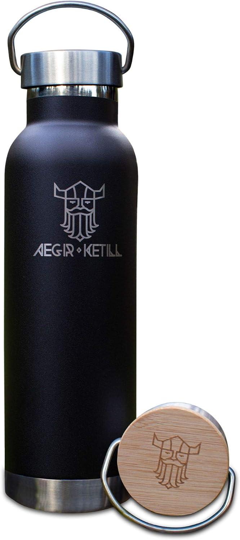 Aegir Ketill Sale!! - 20 oz Stainless Steel Insulated Water Bottle