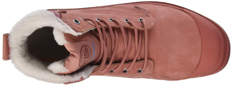 Palladium Pampa Sport Waterproof, Dust/Cowhide Herren Sport Rot (Brick Dust/Cowhide Waterproof, R28) 772865