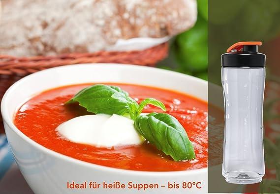 Electrolux SBEB1 SBEB1-Botella Extra para batidora de Vaso Good to ...
