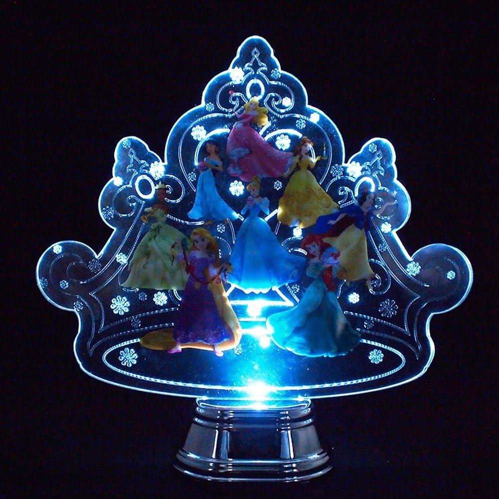 Department 56 Disney Princesses Holidazzle Light Up Figurine