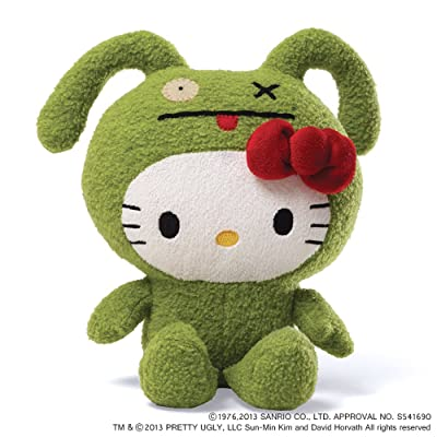Ugly Dolls Hello Kitty, Ox: Toys & Games