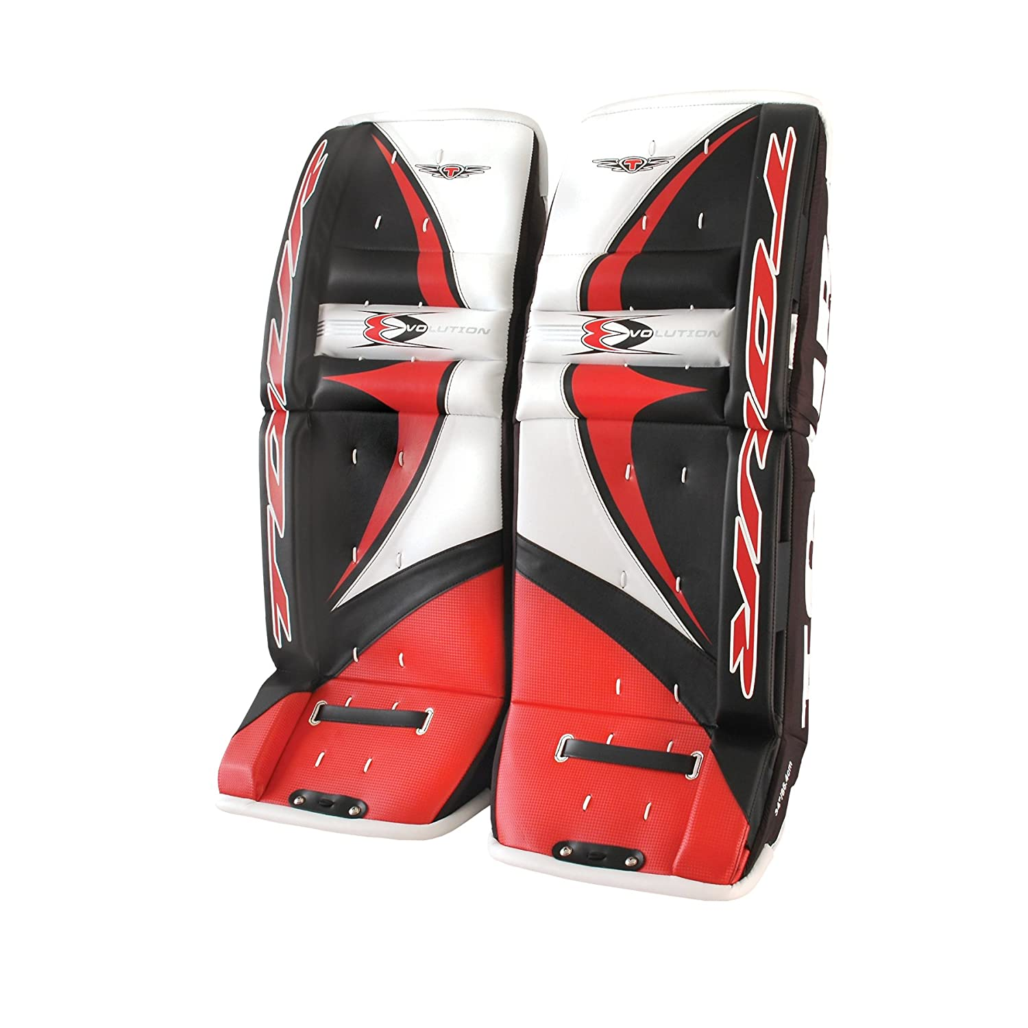 Tour EVO-6000 Youth Roller Hockey Goalie Pads