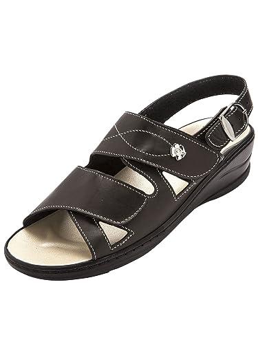Sandales à aérosemelle® et galbe anatomique HYS131Fgp2