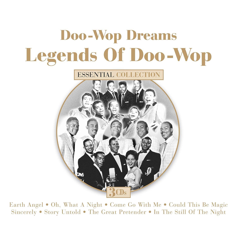Doo-wop Dreams: Of 5 Popular overseas ☆ very popular Legends