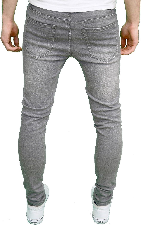 Enzo Jeans molto aderenti per uomo