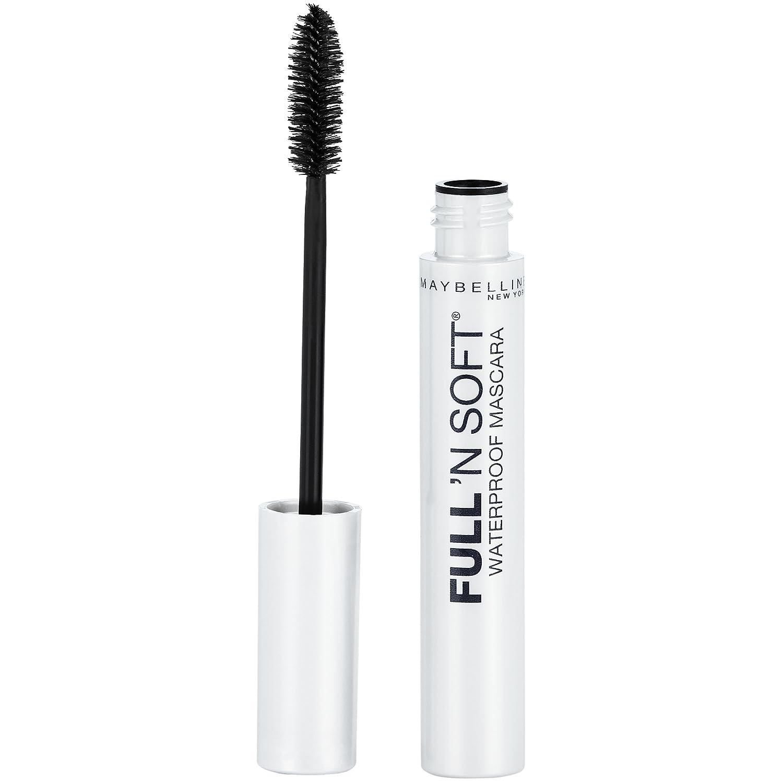 46d2ef547c9 Amazon.com : Maybelline Full 'N Soft Waterproof Mascara, Very Black ...
