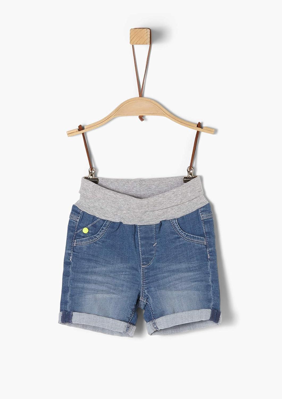 s.Oliver Baby-Jungen Hose Kurz Shorts