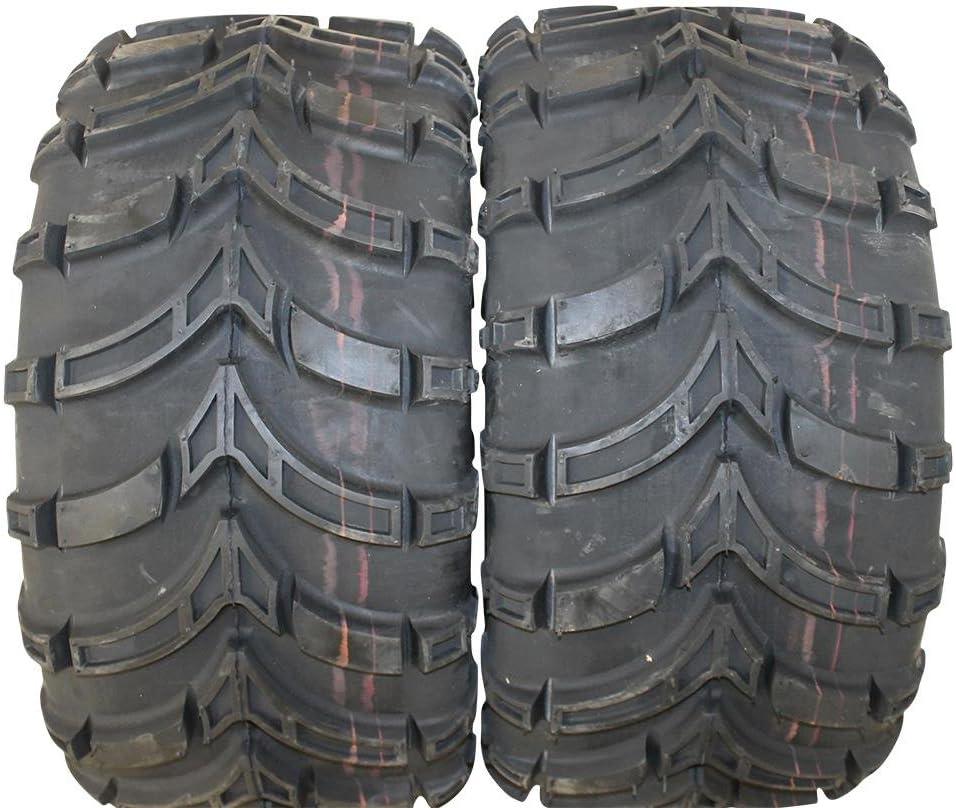 Poussette 2/pneus Pneus 25/x 8 12/Quad ATV TL schlauchlos neuf