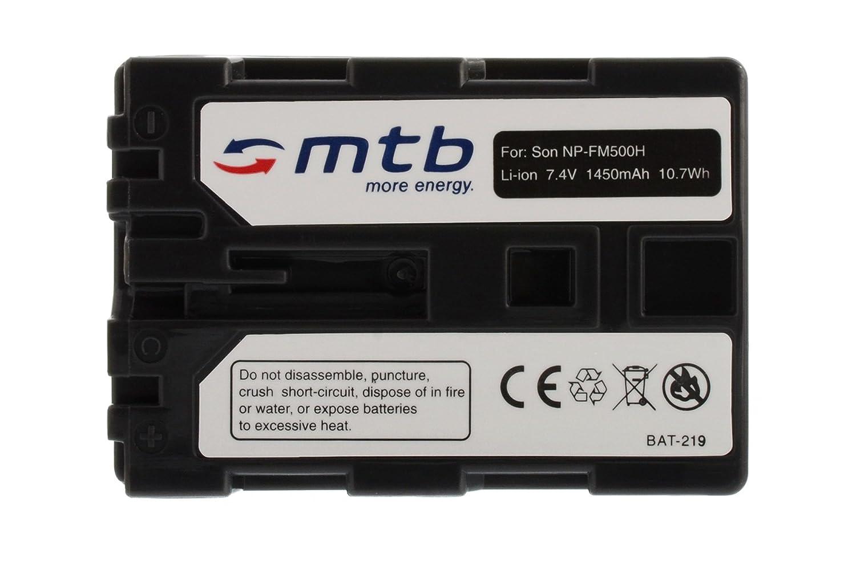 2x Batería F Sony Alpha DSLR-a 200 300 350 700 900 fm500 H