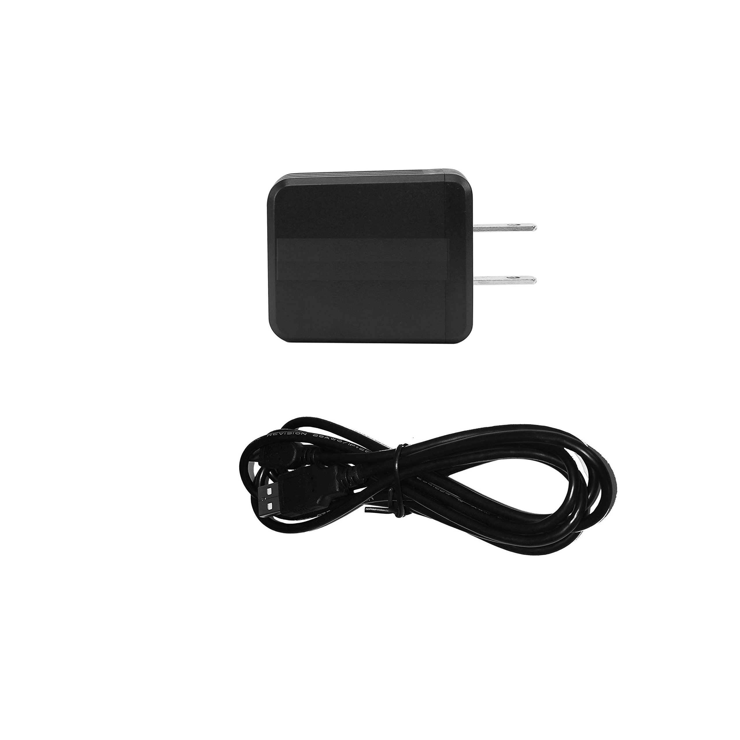 HOME WALL USB AC Adapter/Charger Replacement For Midland ER200 Compact Emergency Crank Wx Radio