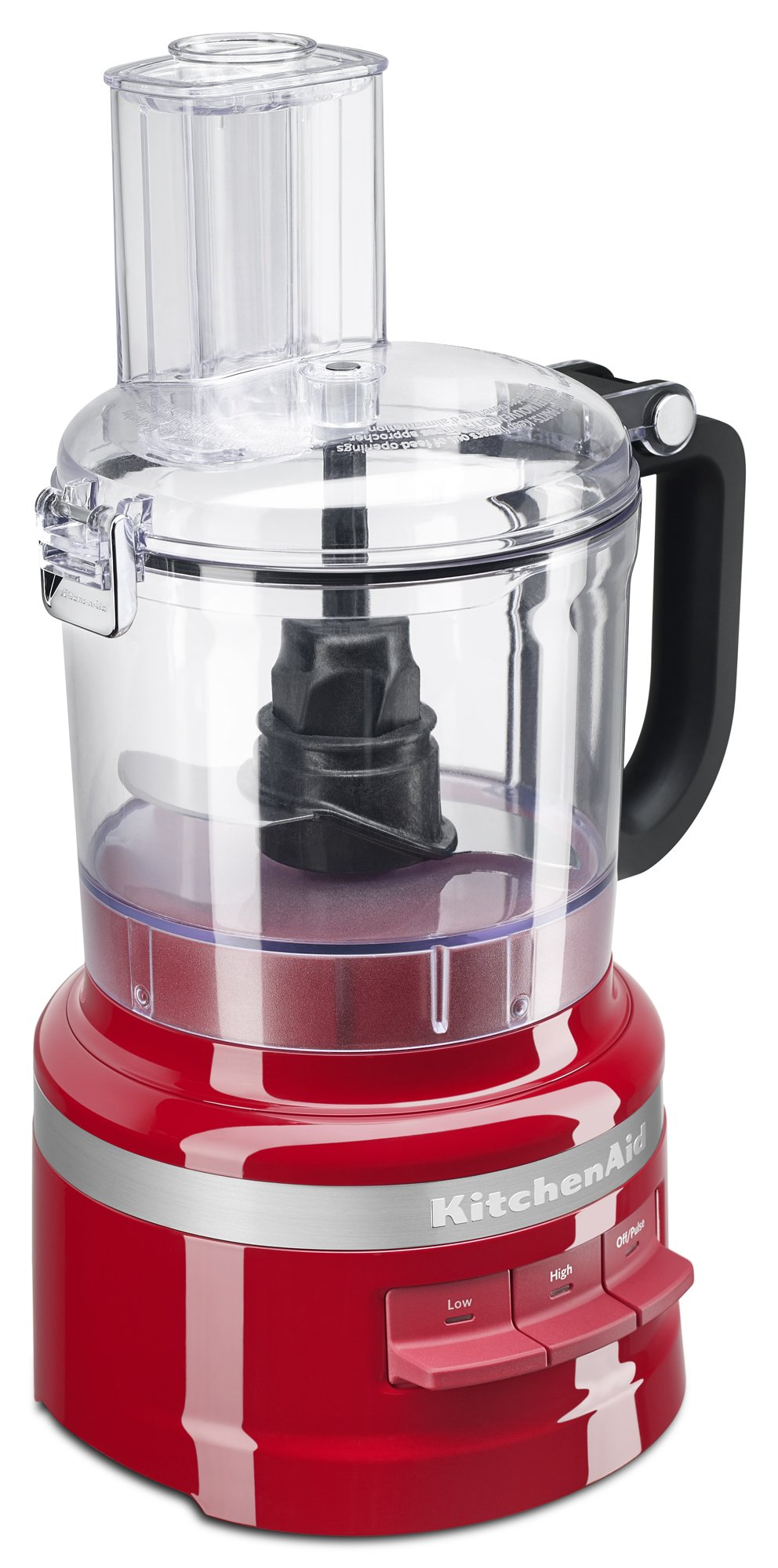 KitchenAid KFP0718ER Food Processor, 7_Cup, Empire Red