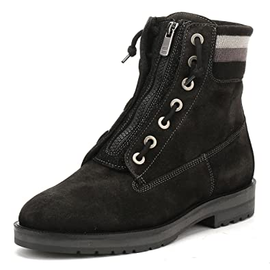 313f88df88b2 Tommy Hilfiger Womens Black West 9B1 Ankle Boots-UK 7  Amazon.co.uk ...