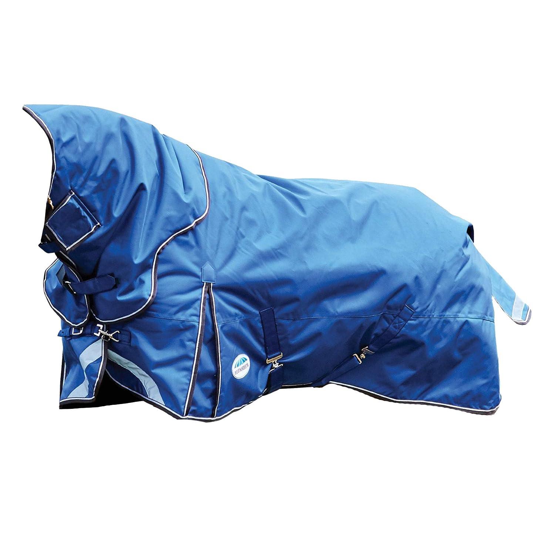 Weatherbeeta - Couverture extra-résistance avec couvre-cou amovible COMFITEC - Cheval