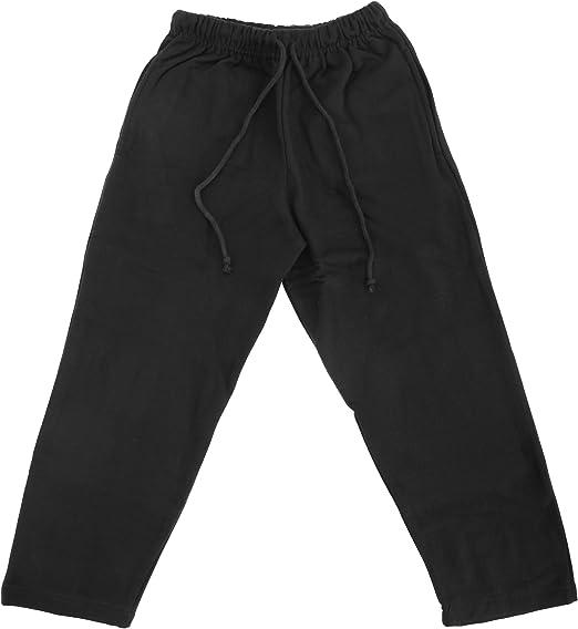 Pantalones de chándal lisos Modelo School Jogging unisex niños ...