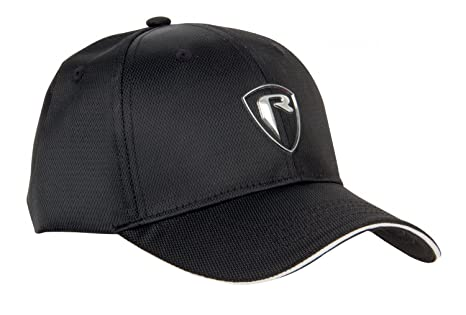 Fox Rage Pro All Black Peak Gorra de béisbol: Amazon.es: Deportes ...