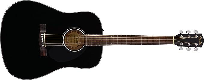 Fender Cd-60s negra: Amazon.es: Electrónica