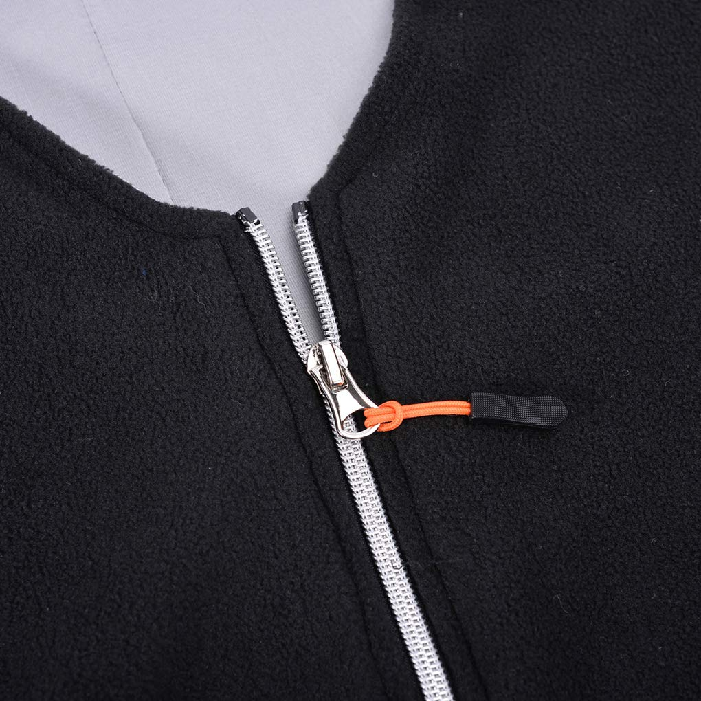 Sunlera Sin Mangas Ropa de Hombre USB con calefacci/ón el/éctrica Calefacci/ón Chaleco Top Sports Chaleco