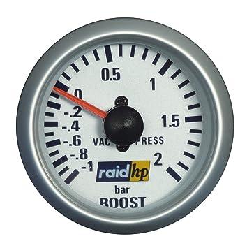 Raid HP Silver Line 660218 Turbo Boost Display Dashboard ...